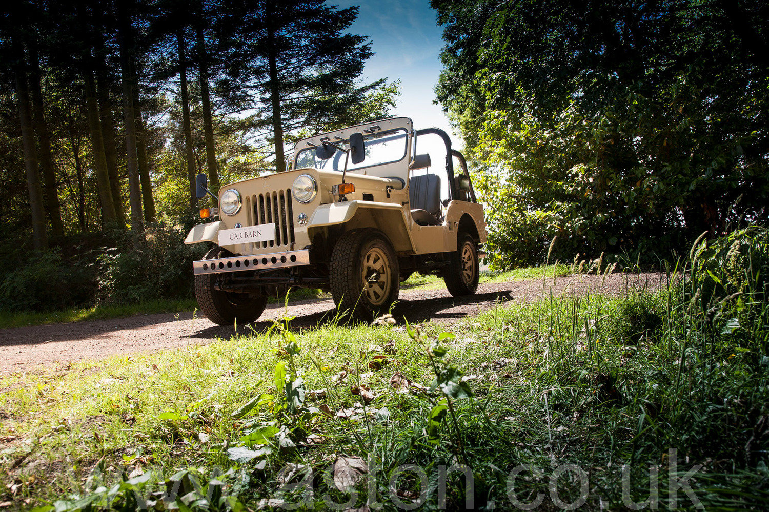 1998 Mitsubishi Jeep 2.7 TD (J55) For Sale (picture 4 of 6)