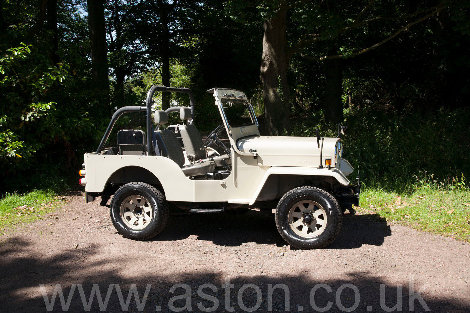 1998 Mitsubishi Jeep 2.7 TD (J55) For Sale (picture 5 of 6)