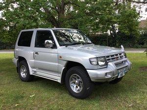 1998 Mitsubishi Pajero GDI V6 3.500 For Sale