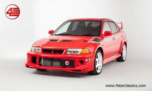2000 Mitsubishi Evo VI Tommi Makinen /// 42k Miles