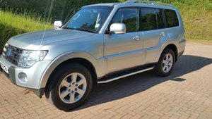 2008 Mitsubishi Shogun Elegance  For Sale