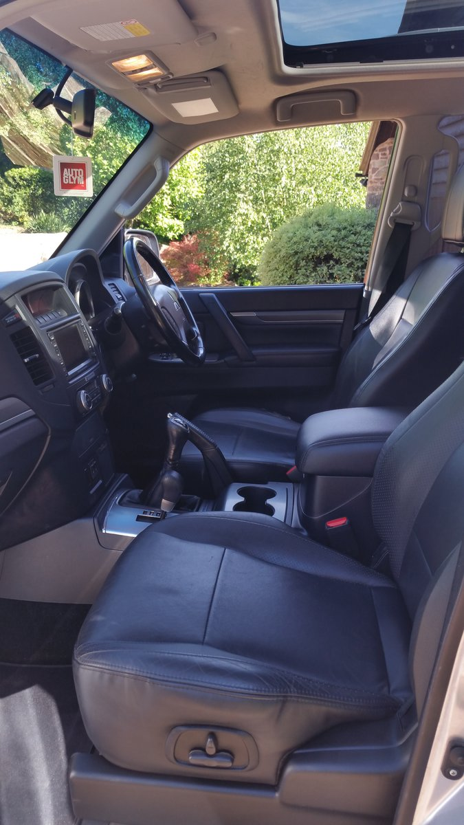 2008 Mitsubishi Shogun Elegance  For Sale (picture 5 of 6)
