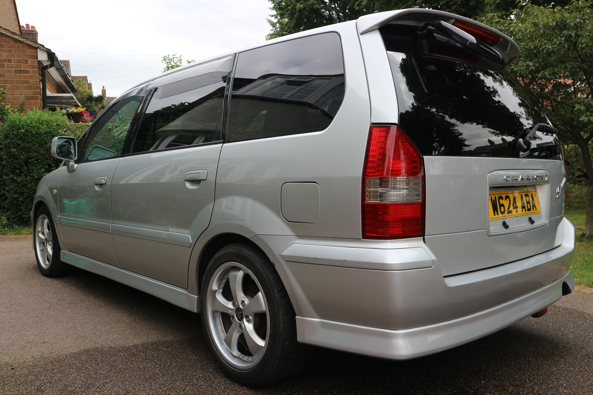 2000 Mitsubishi Space Wagon Chariot Grandis Low Miles For Sale (picture 6 of 6)