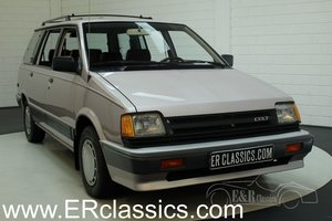Mitsubishi Chariot Dodge Colt Vista Wagon 1987 only 73 miles For Sale