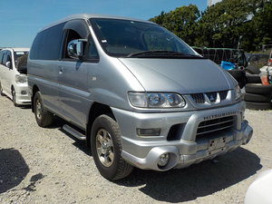 2006 MITSUBISHI DELICA SPACE GEAR 3.0 4X4 LOW MILEAGE 8 SEATER For Sale