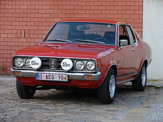 Mitsubishi Galant Hardtop coupe 1975 2000cc SOLD (picture 1 of 6)