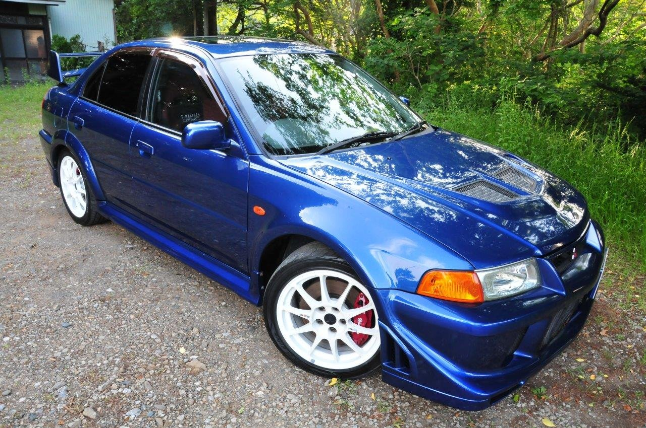 2000 Lancer Evolution 6 Tommi Makkinen Edition. Stunning Example. For Sale (picture 1 of 6)