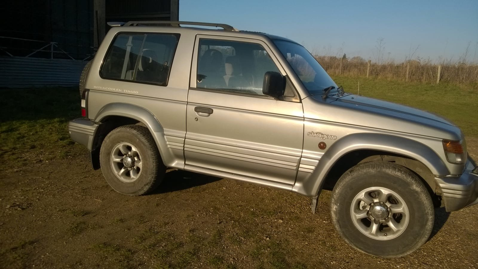 1995 Mitsubishi Shogun Swb For Sale (picture 1 of 5)