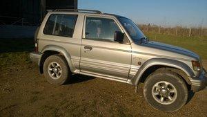 1995 Mitsubishi Shogun Swb For Sale