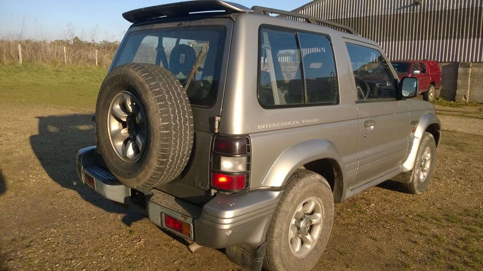 1995 Mitsubishi Shogun Swb For Sale (picture 2 of 5)