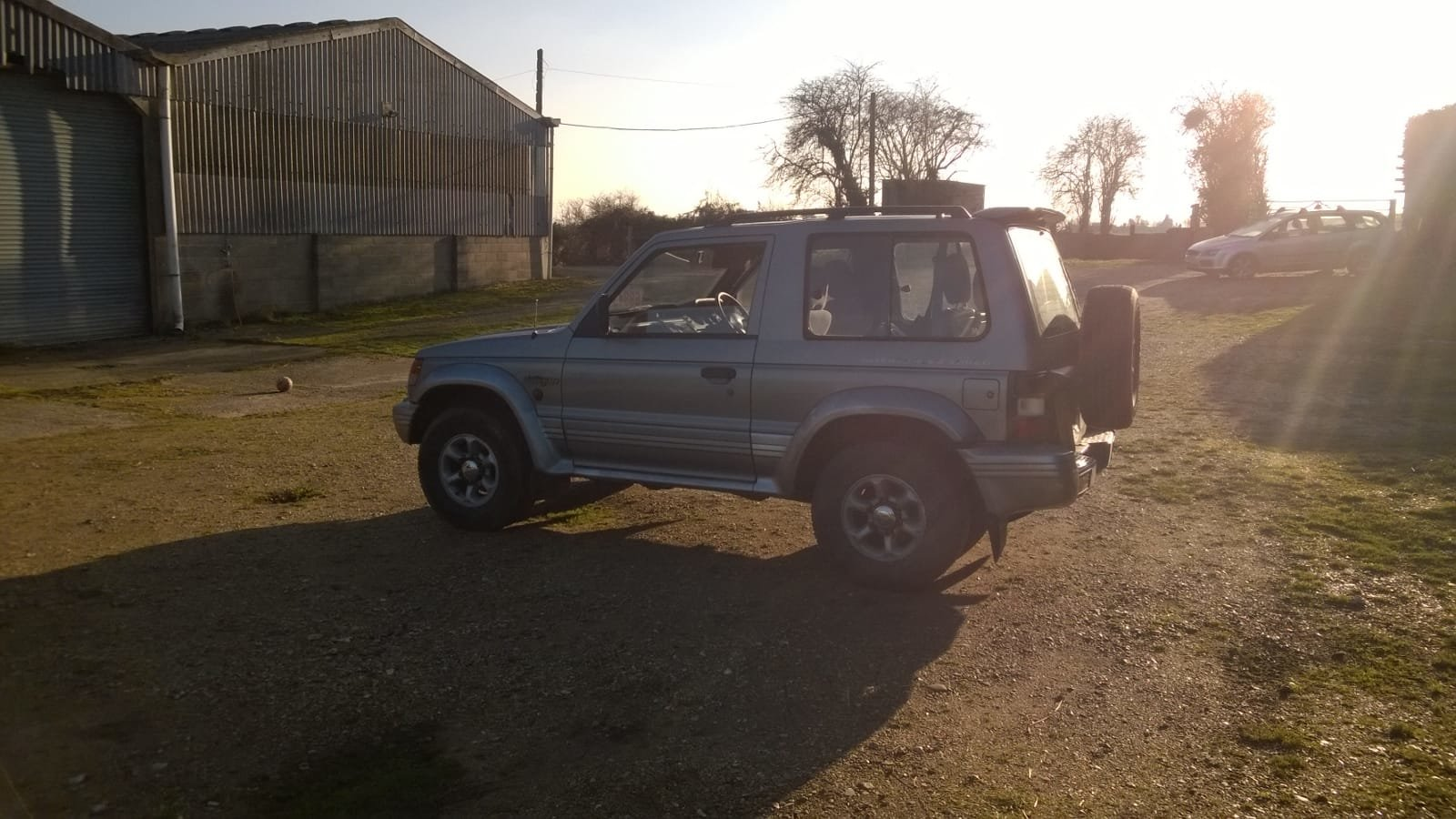 1995 Mitsubishi Shogun Swb For Sale (picture 3 of 5)