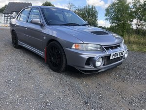1996 Mitsubishi EVO 4 For Sale