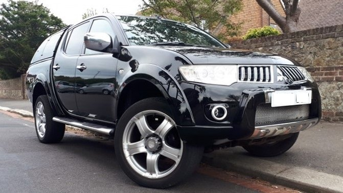2010 Mitsubishi L200 PX SWAP Car 4x4 Nissan Toyota Van For Sale (picture 1 of 6)