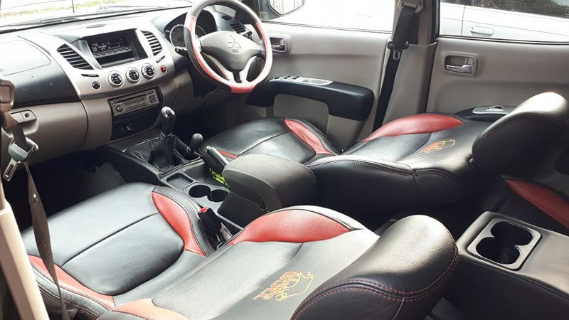 2010 Mitsubishi L200 PX SWAP Car 4x4 Nissan Toyota Van For Sale (picture 3 of 6)