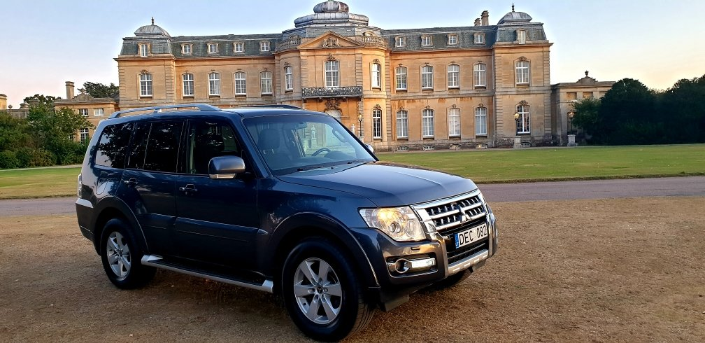 2008 LHD MITSUBISHI PAJERO 3.2 DIESEL 7 SEATER LEFT HAND DRI For Sale (picture 1 of 6)