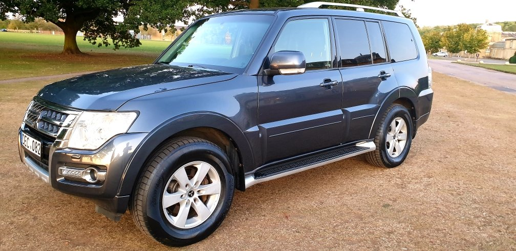 2008 LHD MITSUBISHI PAJERO 3.2 DIESEL 7 SEATER LEFT HAND DRI For Sale (picture 3 of 6)