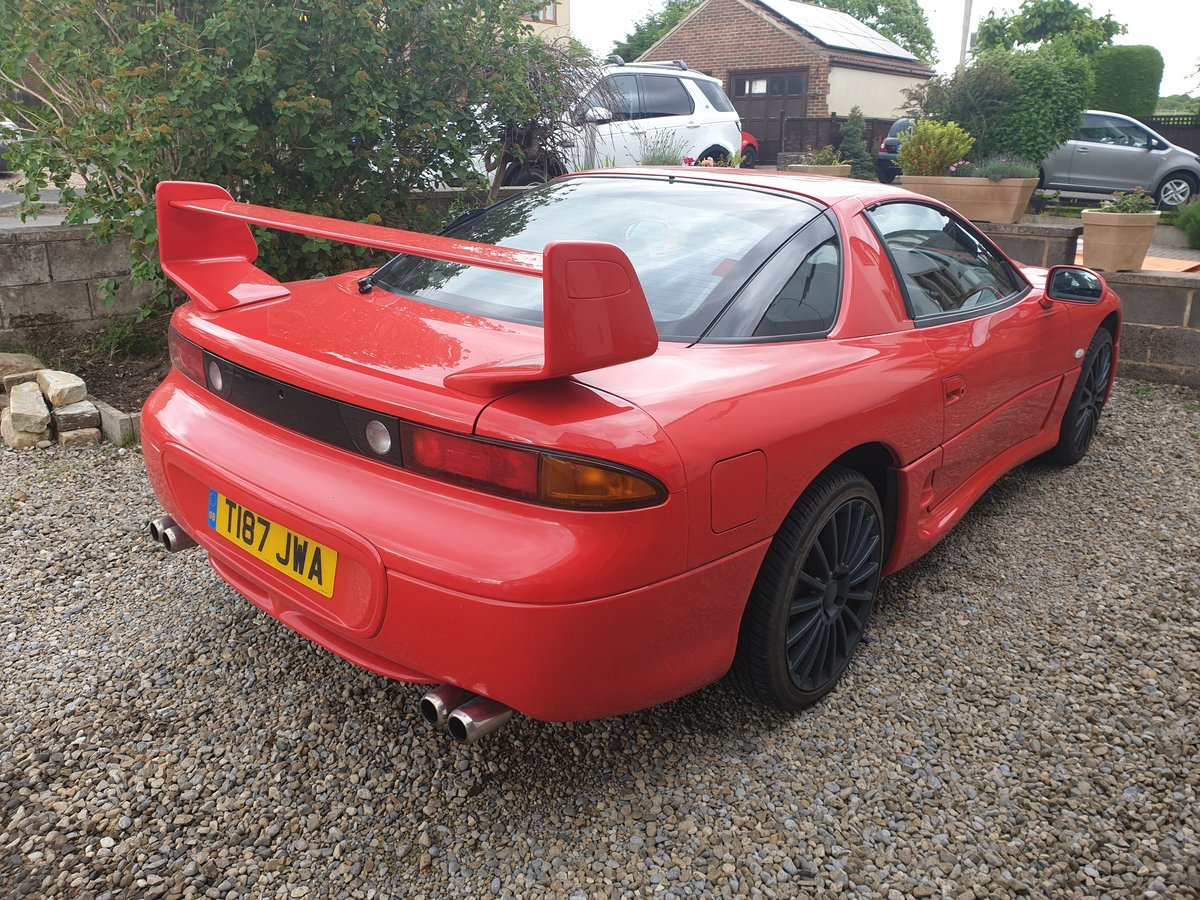 1999 Mitsubishi 3000gt UK model For Sale (picture 6 of 6)
