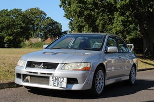 Mitsubishi Evo 7 FQ 300 2002 - To be auctioned 25-10-19 For Sale by Auction