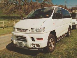 1999 Mitsubishi Delica For Sale