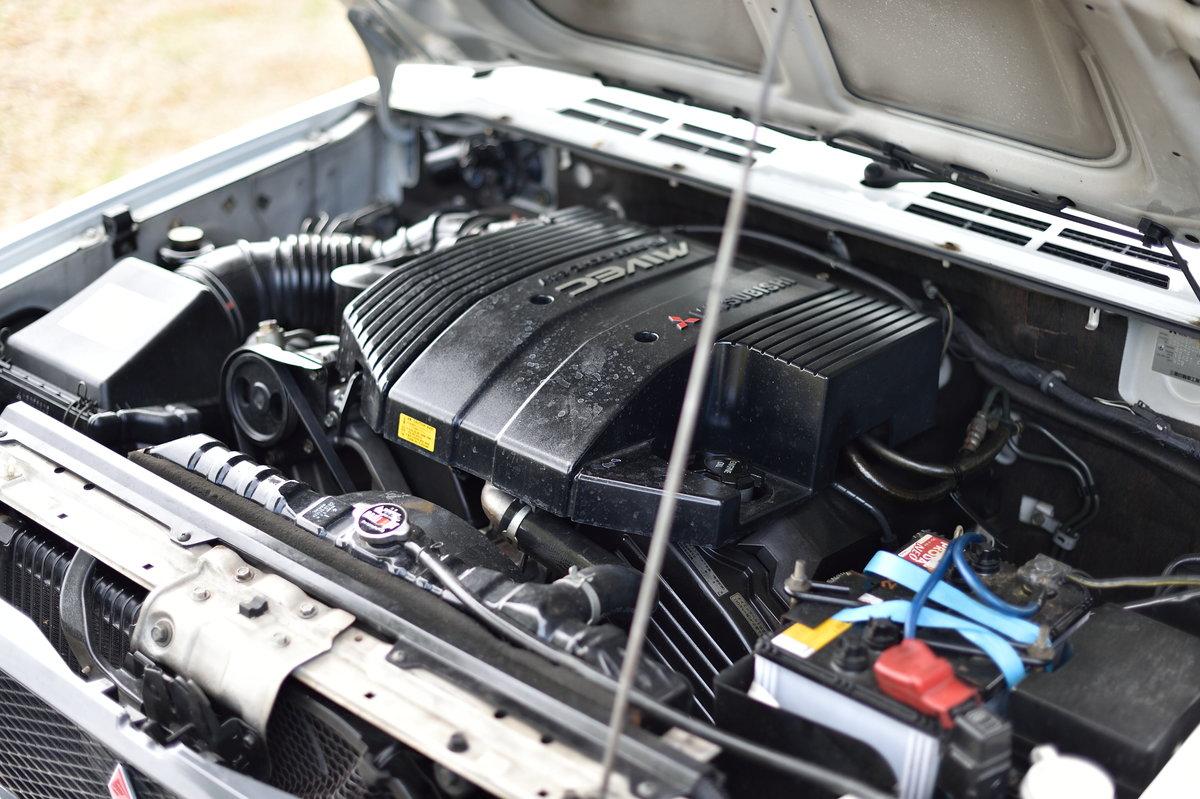 Mitsubishi Pajero Evolution 1997 SOLD (picture 5 of 6)