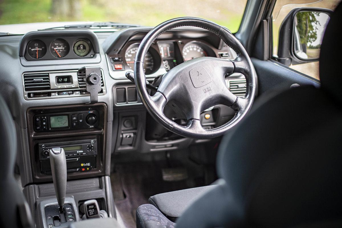 Mitsubishi Pajero Evolution 1997 SOLD (picture 6 of 6)