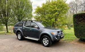 2007 Mitsubishi-l200-animal-automatic! 2.5 di-d!