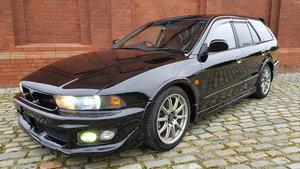 2002 MITSUBISHI LEGNUM RARE VR4 TYPE S 2.5 V6 24V 4WD AUTO ESTATE