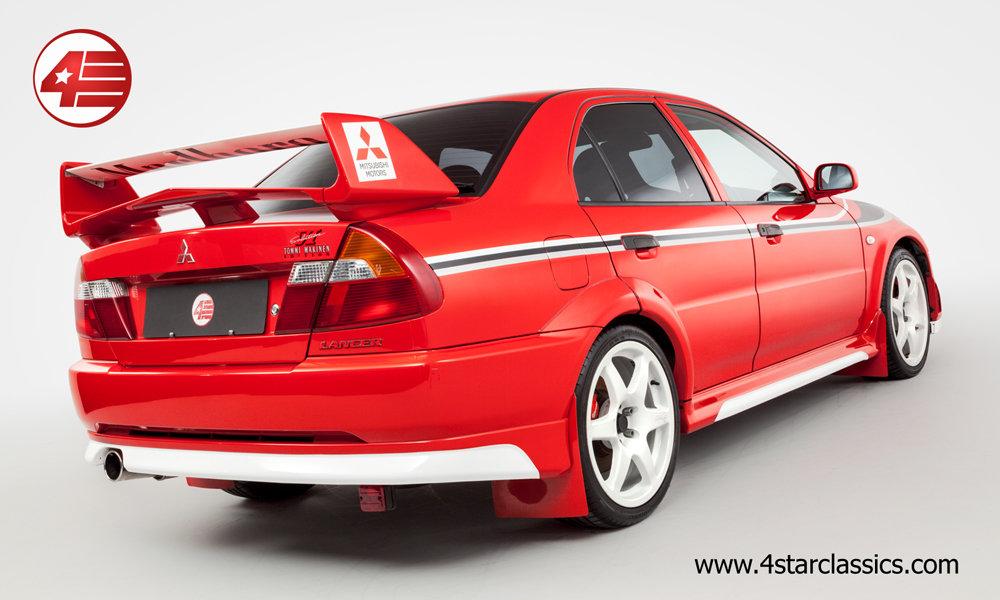 2000 Mitsubishi Evo VI Tommi Makinen /// 45k Miles For Sale (picture 3 of 6)
