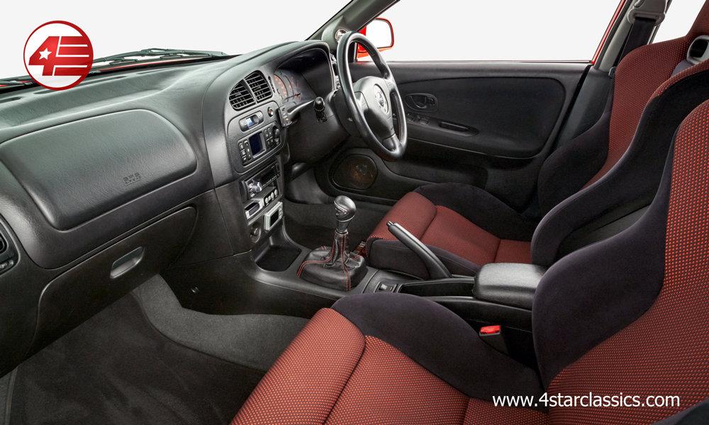 2000 Mitsubishi Evo VI Tommi Makinen /// 45k Miles For Sale (picture 4 of 6)