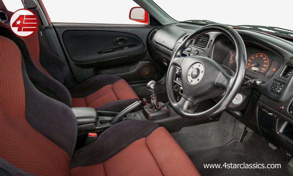2000 Mitsubishi Evo VI Tommi Makinen /// 45k Miles For Sale (picture 5 of 6)