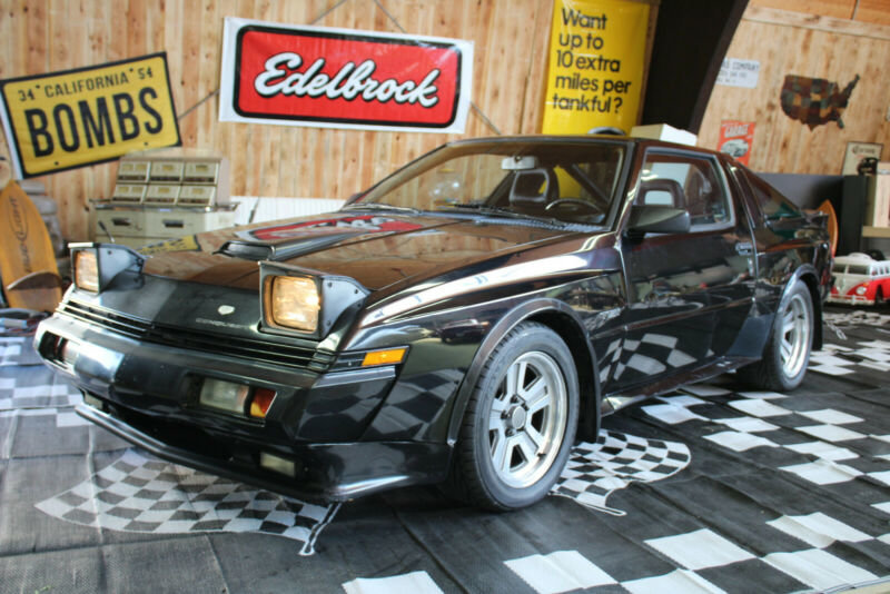 1988 Mitsubishi TSI Starion identical (Chrysler Conquest) For Sale (picture 1 of 6)