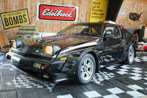 1988 Mitsubishi TSI Starion identical (Chrysler Conquest) For Sale