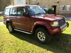 Shogun 7 seater 1995 n reg For Sale