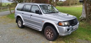 Picture of 2004 Mitsubishi Shogun Sport 2.5 TD Equippe 3 owners New Mot SOLD