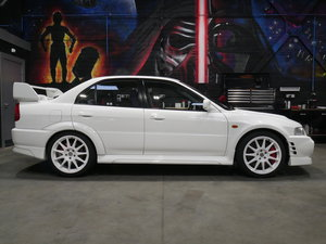 Win This Mitsubishi Evolution VI GSR