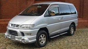2006 MITSUBISHI DELICA SPACE GEAR 3.0 4X4 LOW MILEAGE 8 SEATER For Sale