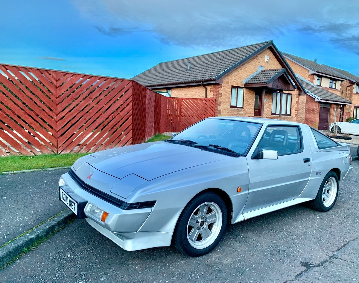 1990 Mitsubishi Starion 2.6 Turbo SOLD (picture 1 of 6)
