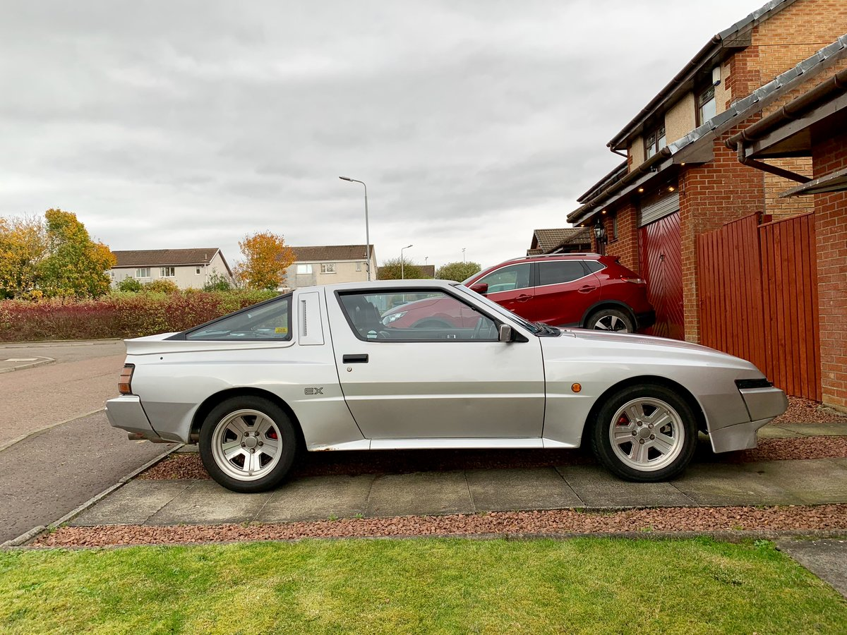1990 Mitsubishi Starion 2.6 Turbo SOLD (picture 2 of 6)
