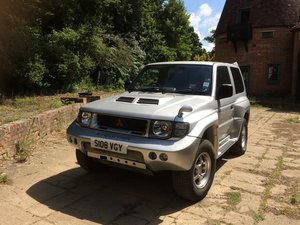 1998 Mitsubishi Shogun Evo For Sale by Auction
