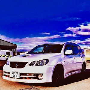2003 Mitsubishi Airtrek Turbo R FULL EVO 7 330BHP RARE  For Sale