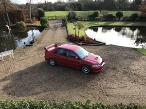 2002 Mitsubishi evo 7 FQ-300 For Sale