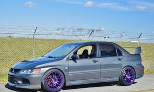 2006 Mitsubishi Evolution EVO 9 MR Fully Sorted 430 AWHP