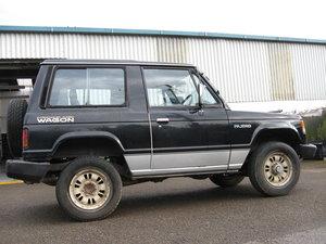 1989 Mitsubishi Pajero SWB 2.5  Diesel For Sale