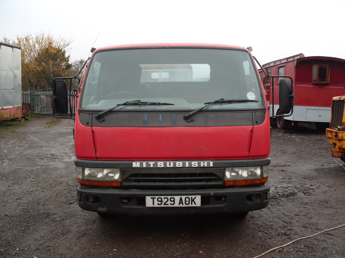 1999 Mitsubishi canter For Sale (picture 2 of 4)
