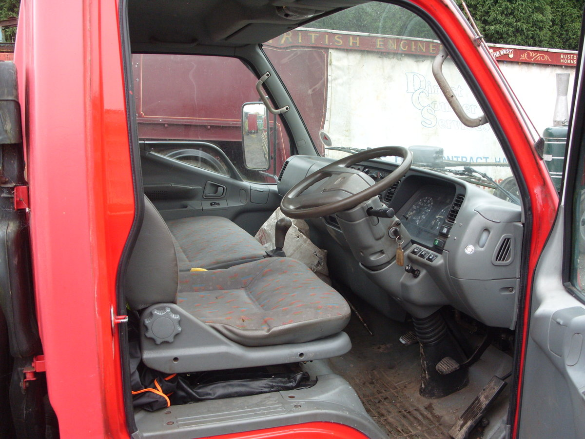 1999 Mitsubishi canter For Sale (picture 3 of 4)