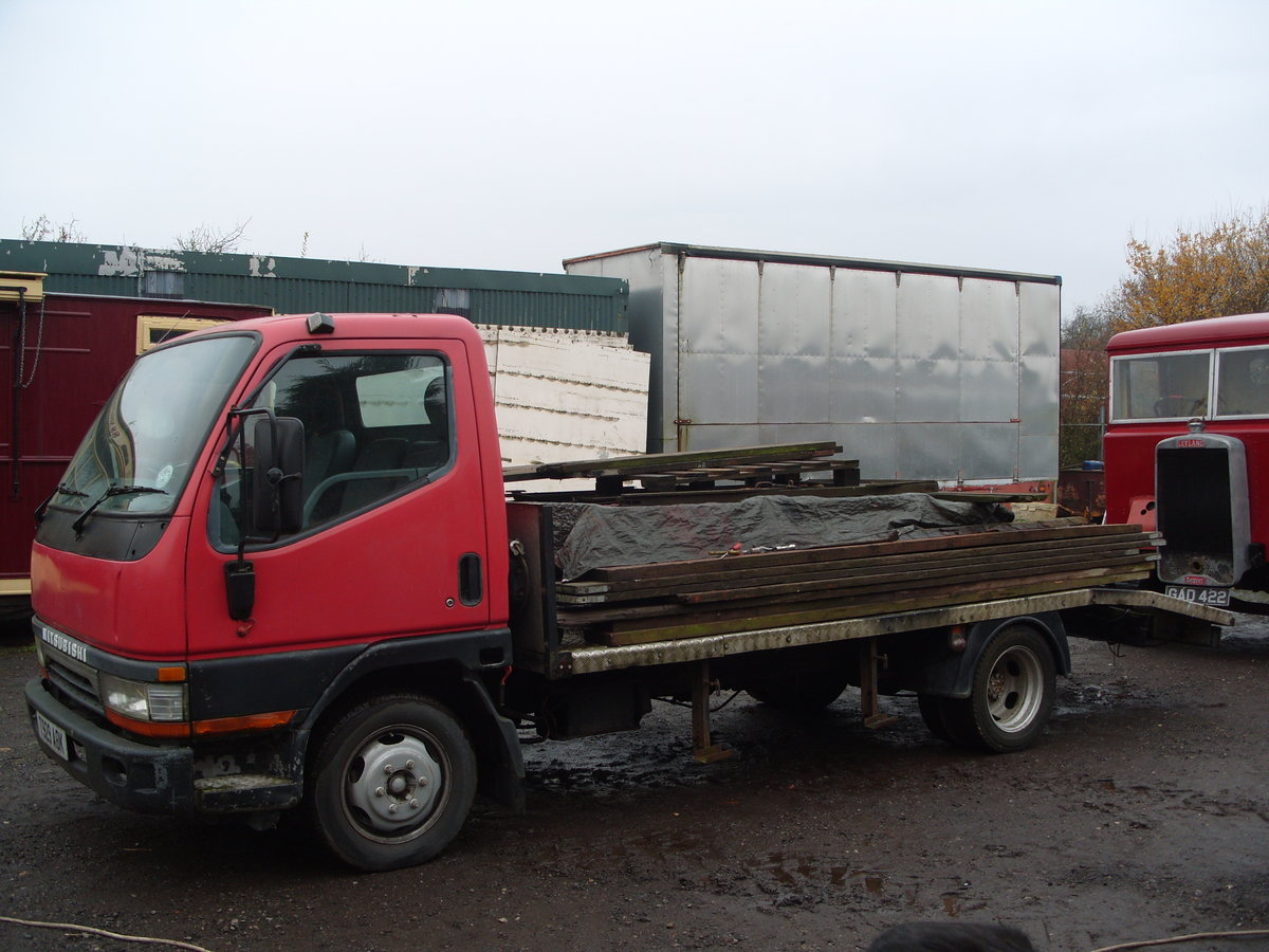 1999 Mitsubishi canter For Sale (picture 4 of 4)