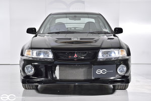 1999 UK Ralliart Mitsubishi Lancer Evolution VI - 6K Miles - FSH SOLD