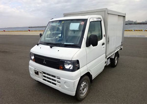 Picture of 2008 MITSUBISHI MINICAB  TRUCK 650CC PICKUP * REAR CARGO BOX