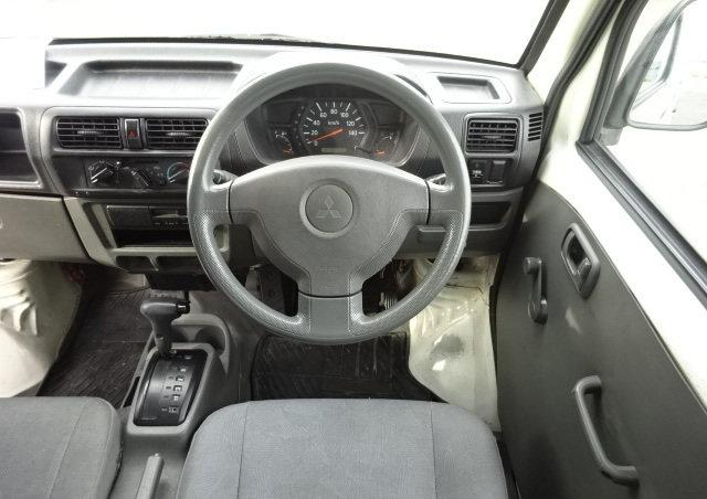 MITSUBISHI MINICAB 2008 TRUCK 650CC PICKUP * REAR CARGO BOX  For Sale (picture 4 of 6)