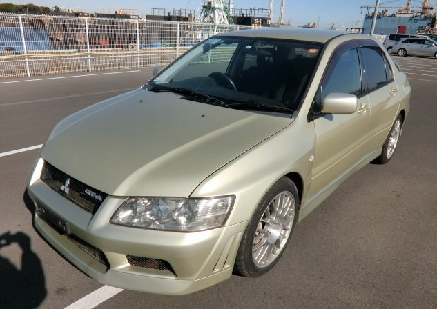 2002 MITSUBISHI LANCER EVO 7 GT-A - HERE NOW  FROM JAPAN - £7995 SOLD (picture 1 of 6)